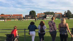 WDS JO19 wint van Jong PSV Vrouwen 2