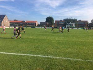 WDS JO19 wint van Jong PSV Vrouwen 3