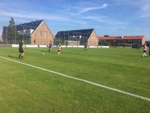 WDS JO19 wint van Jong PSV Vrouwen 4