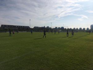 WDS JO19 wint van Jong PSV Vrouwen 8