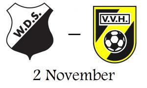 2 November feestje op WDS