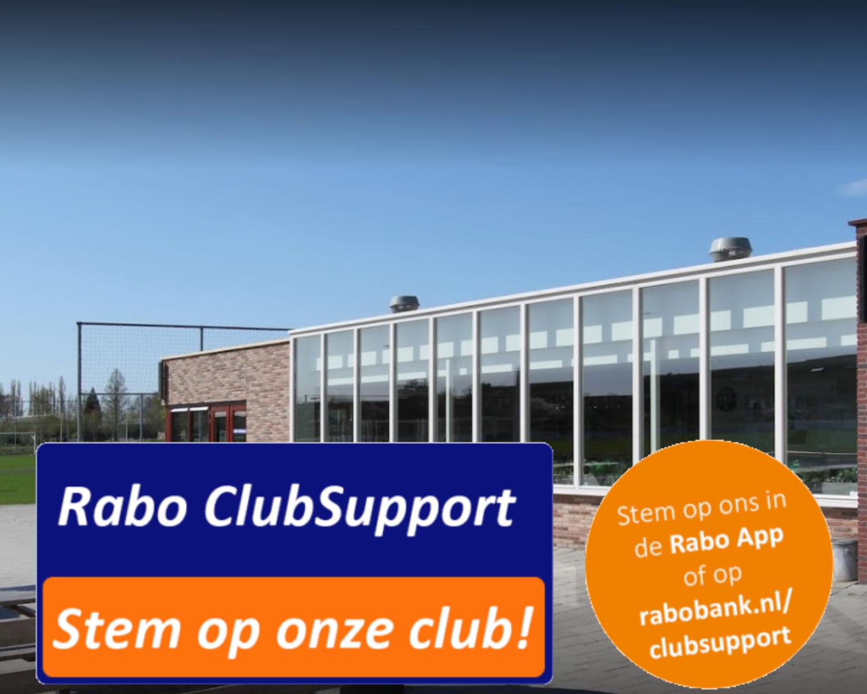 Stem op WDS via Rabo ClubSupport!
