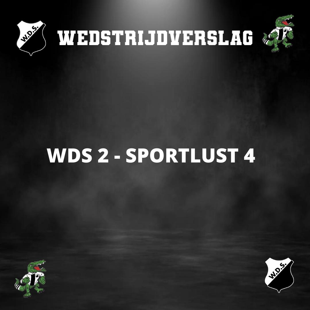 WDS 2 wint weer ruim!